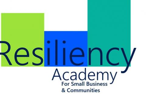 logo for Resiliency Academy
