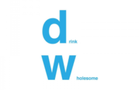 Drink Wholesome logo